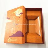 광택 있는 제과 종이 선물 상자