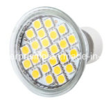 Vidrio SMD 5W LED Spotlight