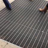 L'IMMERSION chaude a galvanisé la grille en acier dentelée pour la plate-forme d'industrie