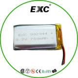Polímero Battery/3.7V3000mAh 904860 do lítio