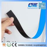 Imán de PVC blando de goma tiras magnéticas coloridas flexibles