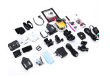 Di HD 1080P di sport del casco mini DV videocamera portatile esterna della macchina fotografica Sj1000