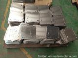 Fabrication en acier de découpage de laser galvanisée par OEM