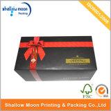 Подгонянная коробка упаковки цветков (QYZ096)