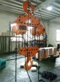 Élévateur à chaînes électrique d'élans avec le crochet/chariot motorisé (0.5T~60T)