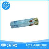 Rodillo del papel de aluminio de la categoría alimenticia
