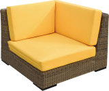 Migliore Sale di Rattan Outdoor Sofas Furniture con Aluminum Frame