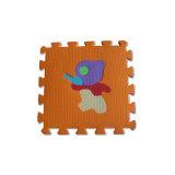 아기 EVA 다채로운 방수 거품 유치원을%s 실톱으로 잘라내는 동물 수수께끼 매트