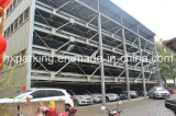 Levantamento e Sliding Parking System