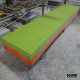 strato di superficie solido acrilico a strati modificato di 1/2 ''