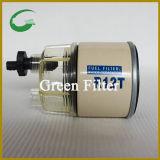 Separador de agua del combustible de Racor (R12T)