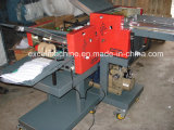 Máquina plegable de papel del librete con el modelo cruzado del doblez (PFM-38C)