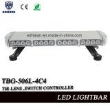 안전 가드 차 상단 마운트 LED 표시등 막대 (TBG-506L-4C 호박색)