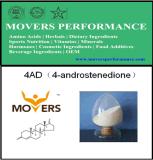 CASのNOが付いている高品質4ad (4androstenedione)のホルモン: 63-05-8