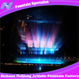 Acqua Screen Show con il laser Outdoor Fountain