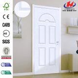 Hohler Außeneintrag-weißerer Primer-hölzerne Tür
