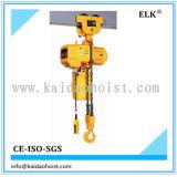 gru Chain elettrica 5ton con il carrello elettrico
