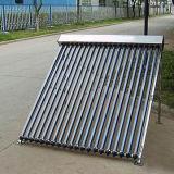 Colector solar de la agua caliente del tubo de calor