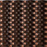 Mosaico del metal de la mezcla del vidrio cristalino de la dimensión de una variable de onda