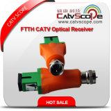 Optische MiniOntvanger csp-9008A FTTH CATV/Optische MiniKnoop