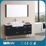 Mobilia della stanza da bagno del MDF della pittura con il certificato (SW-S2005)