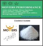 高品質のボディービルのためのステロイドの粉のClostebolのアセテート