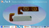 Chave do telefone móvel interruptor de cobre do toque claro do circuito de 1 onça FPC