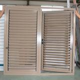 Guichet de tissu pour rideaux de profil de poudre de qualité et obturateur en aluminium enduits Kz259 de tissu pour rideaux