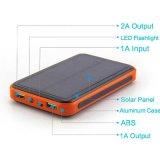 Banco universal novo da potência solar de porta dupla para o telefone móvel