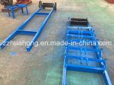 기계를 재생하는 2016년 Huahong 두 배 샤프트 타이어 차 쉘 슈레더