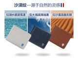 Бумажник кожи бумажника изготовленный на заказ логоса тонкий