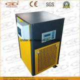 Chiller industrial com 90L Water Tank
