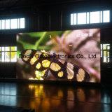 高い定義鋭いビデオP3.91屋内フルカラーの使用料のLED表示