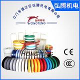 Machine de cachetage de couture d'air chaud de PVC