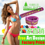 Fabbrica Custom Snap Silicone Slap Wristband a Low Price