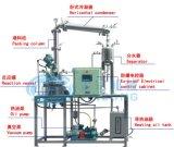 Het Mengen zich van het Roestvrij staal van de Machines van Jinzong de Chemische Reactor van het Laboratorium van de Reactor 10L