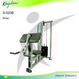 Strumentazione Bicep di /Bicep/Gym della macchina di concentrazione/strumentazione di forma fisica