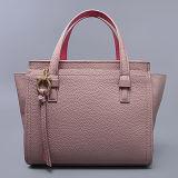 Il progettista genuino del sacchetto di Tote della pelle bovina delle donne delle borse dei sacchetti di cuoio insacca Emg4673