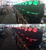Этап DJ луча спайдера новой завальцовки вращения СИД 9PCS Moving головной производит эффект свет