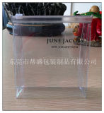 Silver Plastic Zipperの高品質PVC Toiletry Pouch