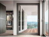 Guichet et porte de glissement en aluminium personnalisés par qualité de Feelingtop