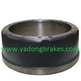 Tambour de frein de pièce de rechange de camion de véhicule des prix concurrentiels 3354210301/3364210305