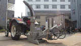 Hydraulisches Feed 150mm Chipper Ein/Two Brackets Tractor Wood Chipper