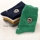 Calcetines del algodón del bebé del modelo del policía