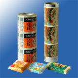Het automatische het Lamineren Broodje van de Plastic Film van de Snack