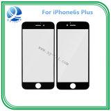 Lente de vidro dianteira exterior da tela de toque para iPhone6s mais a recolocação
