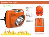 Lâmpadas de tampão da segurança de Ce+UL+RoHS, farol subterrâneo de mineração