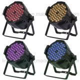 La etapa que enciende una IGUALDAD más barata de 54X3w RGB 3in1 LED puede encenderse