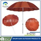 テラスの庭の屋外の鋼鉄傘(SY2701)