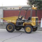 1.5tons 4WD Diesel Mini Concrete Dumper (SD15-13DH)
